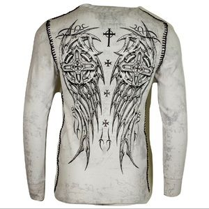 Xtreme Couture by AFFLICTION THERMAL DARKER SIDE